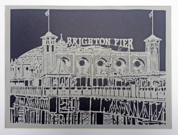 Brighton Pier - £290