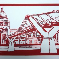 Millenium Bridge - SOLD