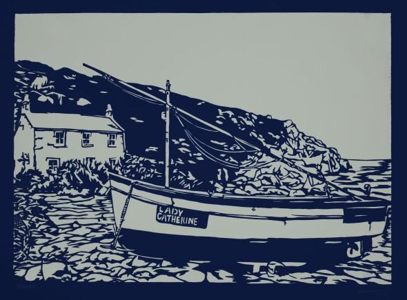 Penberth, Cornwall - £350